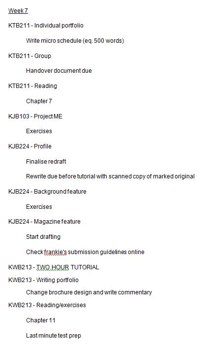 WEBMicro-schedule