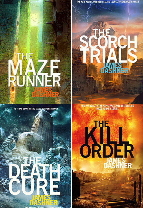 The Maze Runner Series || Book Review