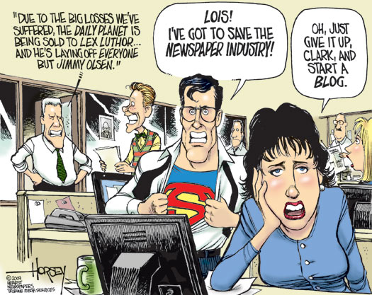 Image of the Journalist in Popular Culture, by USC School for Communication & Journalism