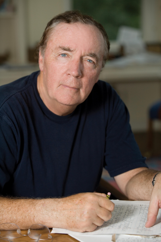 James Patterson Writin...
