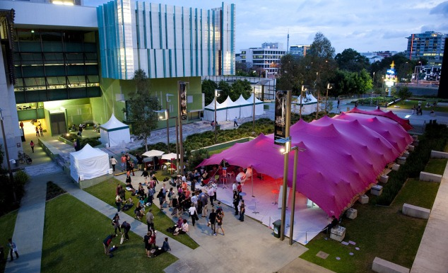 Brisbane Writer's Festival 2015. Photo source.